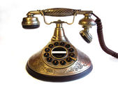 Old phone — Stock Photo
