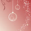 Royalty-Free Stock : Christmas baubles