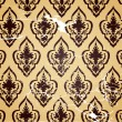 Royalty-Free Stock Vector Image: Antique ottoman grungy wallpaper vector