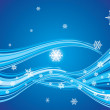 Christmas design abstract vector background — Image vectorielle