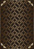 Vintage background vector for book cover — Διανυσματικό Αρχείο