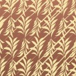 Antique wallpaper vintage vector - Stok Vektör