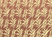 Antique wallpaper vintage vector — Stock Vector