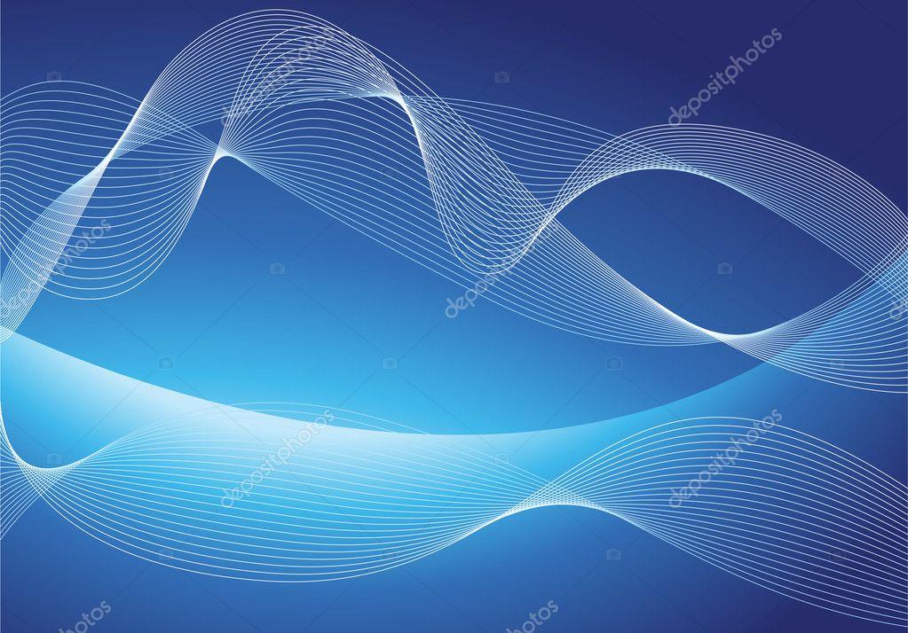 Poster Design Background Blue Blue Background Design For