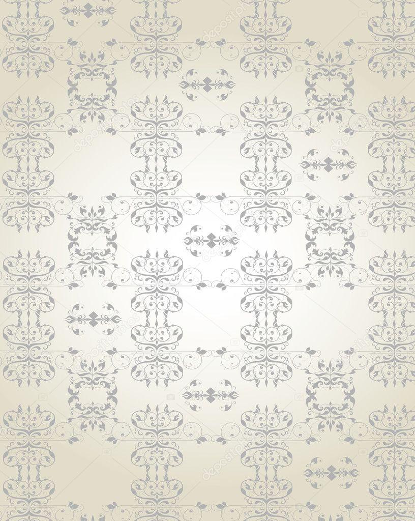 Book Cover Background Zero ~ Sfondo vintage verticale per vettore di copertina del