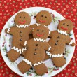 Gingerbread cookies — Stock Photo #2797285