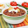 Mexican Taco Soup - Stock Photo