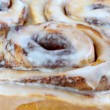 Постер, плакат: Close Up of Cinnamon Buns