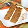 Carrot Cake — Stock Photo #2822123