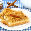 Cinnamon Toast — Stock Photo #2822889