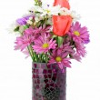 Beautiful Bouquet in Vase — Stock Photo #2823451