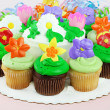 Stock Photo: Party Cupcakes