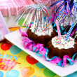 Mini party bundt cakes — Stock Photo #2845155