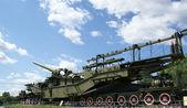 Armoured train — Stock Photo