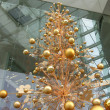 Stock Photo: Gold tree