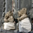 Indonesia, Bali, Induistsky sculpture — Stock Photo