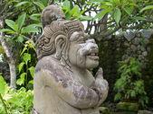 Escultura de indonésia, bali, balijsky — Fotografia Stock