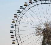 A Ferris wheel — Stock Photo