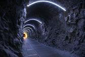 Jungfrau , Switzerland, Tunnel Ice Palace — Stock Photo