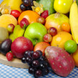 Exotic Fruit Mix — Stock Photo #2854391