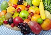 Exotic Fruit Mix — Stock Photo