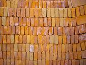 Stěna z cihel — Stock fotografie