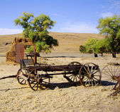 Western scenic — Stock Photo