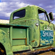 Stock Photo: Cool Springs Truck