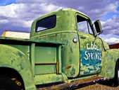 Cool Springs Truck — Stock Photo