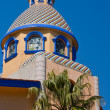 Stock Photo: MexicTiled Dome