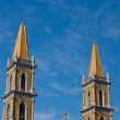 Church Spires — Stock Photo #3321321