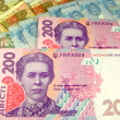 National currency of Ukraine — Stock Photo #2702094