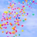 Balony — Zdjęcie stockowe