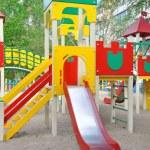 Playground — Stock Photo #3923077