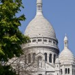 Sacred Heart (Sacré-Cœur) - Stock Photo