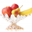 Ripe tasty fruit — Stock Photo