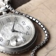 Royalty-Free Stock Photo: Very old watch
