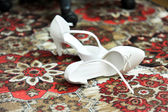 White shoes — Stock Photo