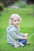 Little girl — Stockfoto