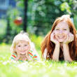 Mother and daughter — Stock Photo #3473109