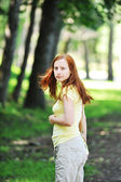 Young woman — Stockfoto