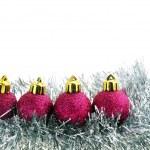 Bolas de Navidad — Foto de Stock