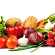 Fresh vegetables — Stock Photo #3707513