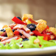 Mexican salad - Foto Stock