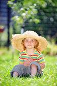 Menina — Fotografia Stock