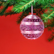 Christmas symbols — Stock Photo #3852409