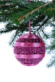 Christmas symbols — Stock Photo