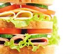 Tasty sandwich — Stock Photo