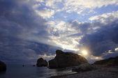 Lugar de nacimiento de Afrodita — Foto de Stock