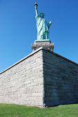 The Liberty Statue - New York — Stock Photo